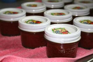 Autumn-Olive Jam