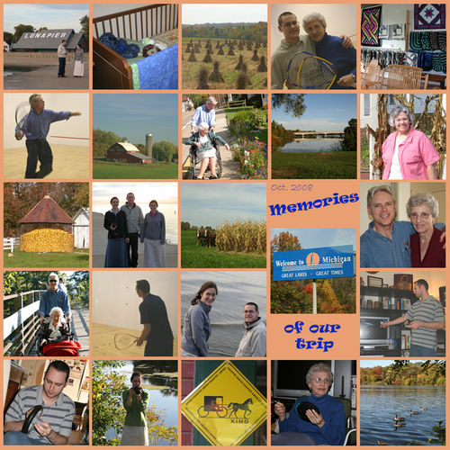 Memories of our trip Oct 2008
