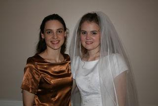 Hannah and Courtney