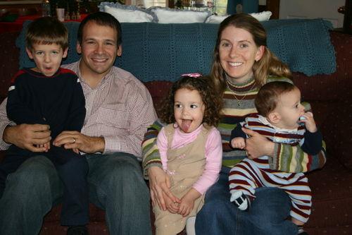 The Cade Family