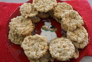 Arlene's Rice Krispies Cookies