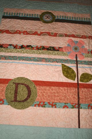 Dorothy's quilt