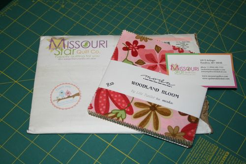 Missouri Star Quilting giveaway