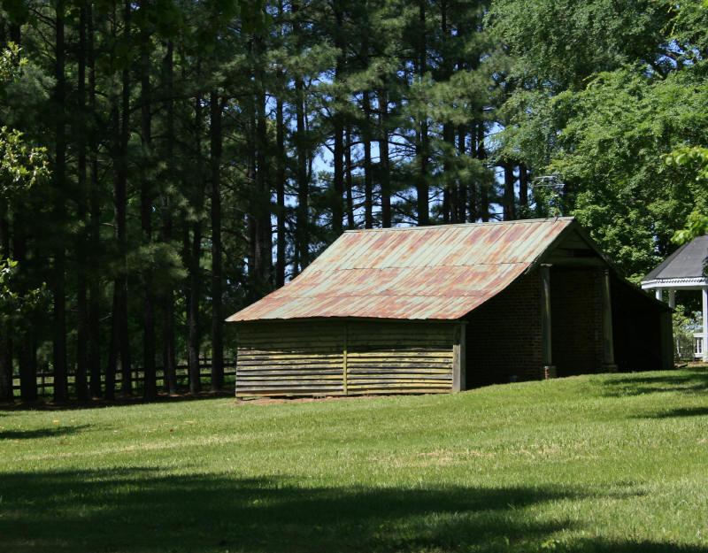 old doodlebug barn