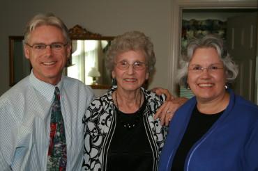 Tom, Granny, Deb