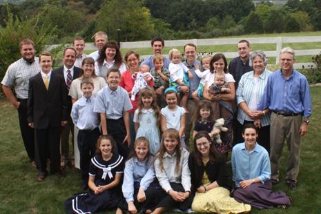 Home fellowship group
