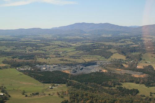 Quarry in the Valley