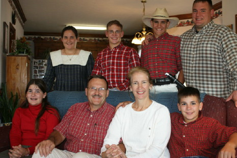 The E family ~ friends from Texas