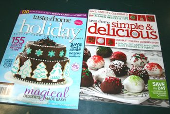 Publications from Taste of Home