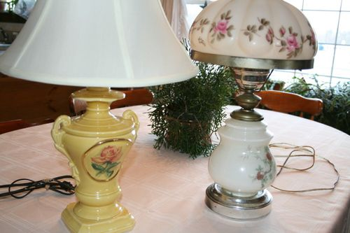 2 lamps to sell
