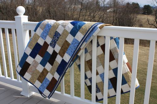 Road to Spring quilt-along ~ finished!