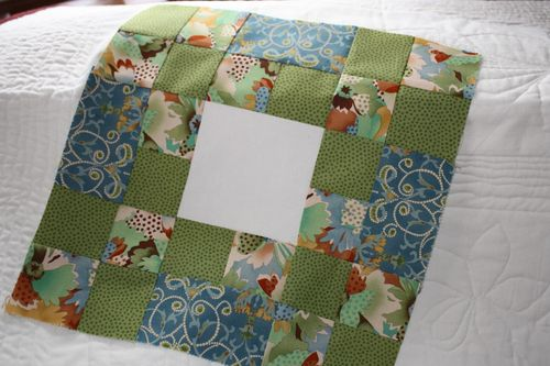 Block 2 ~ Jelly Roll Sampler Quilt-Along