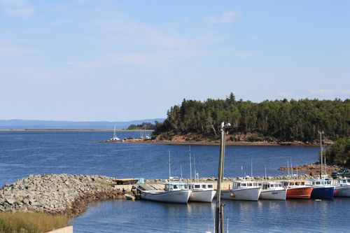 Headed from Nova Scotia to Prince Edward Island