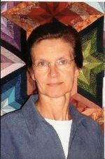 Barbara Cline ~ author of the new book Star Struck Quilts