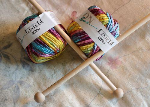 St. John's Bay knitting needles
