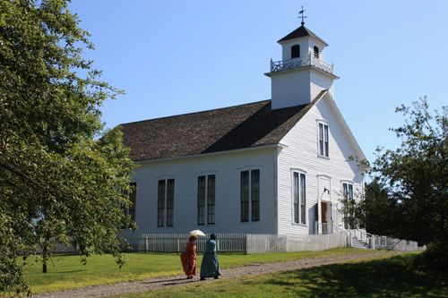 Church at Sherbrooke Village