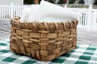 Napkin Basket