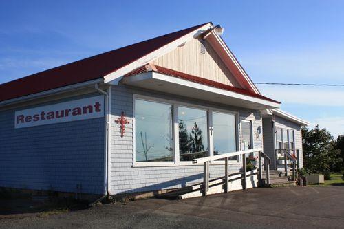 Higher Ground Restaurant