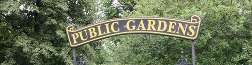 Public Gardens of Halifax, Nova Scotia