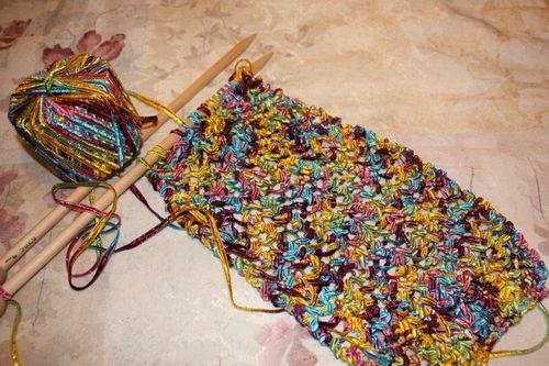 Work in Progress Ribbon Scarf