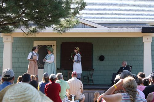 On Stage with Anne of Green Gables
