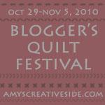 Bloggers'Quilt Festival