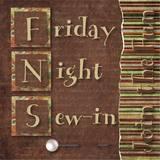 FridayNightSewIn