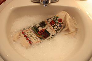 Soaking and Washing