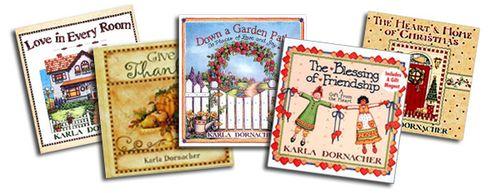 Karla's books