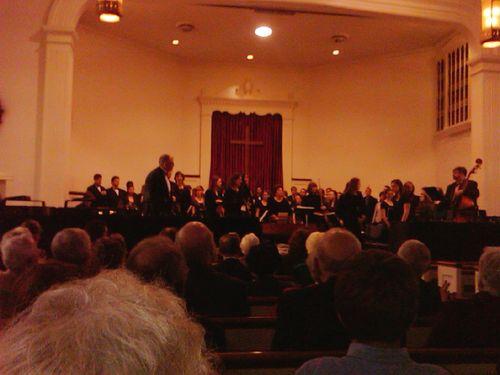 Bridgewater College ~ Vivaldi's Gloria