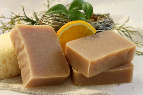 Citrus Patchouli Pleasant View Soaps
