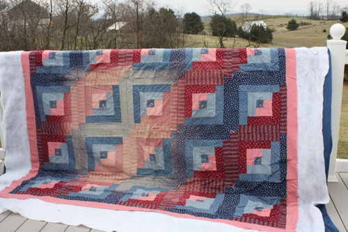 Quilt started in 1985