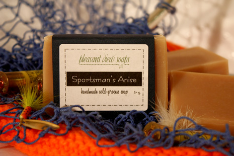 Sportsman's Anise Pleasant View Soaps