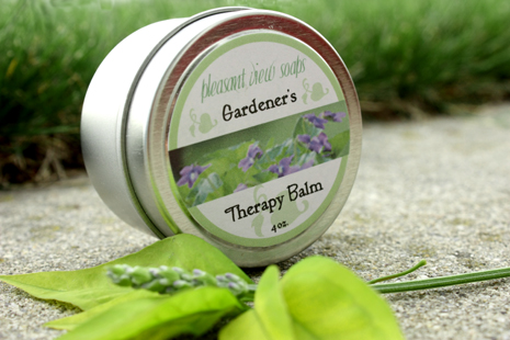 gardener's therapy balm
