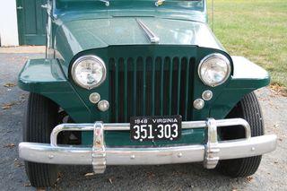 Leesburg Antique Car