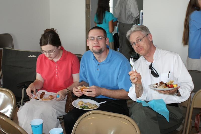 Graduation food