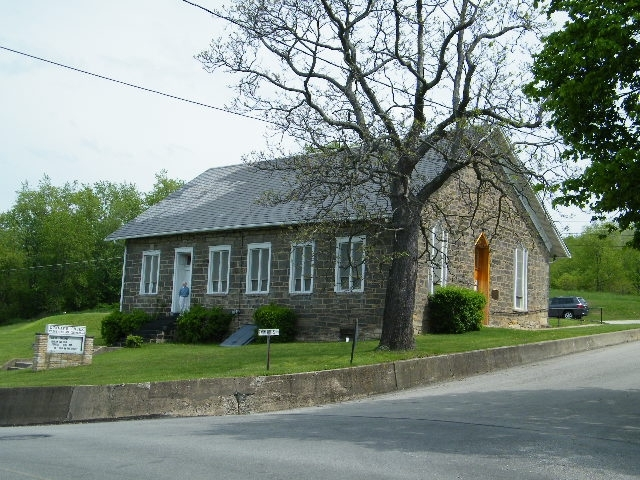 Dunlaps Creek Presbyterian Church