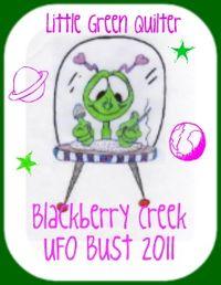 UFO Challenge ~ 2011