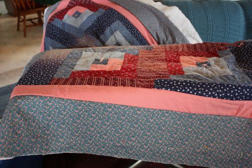 24-year old quilt with added border
