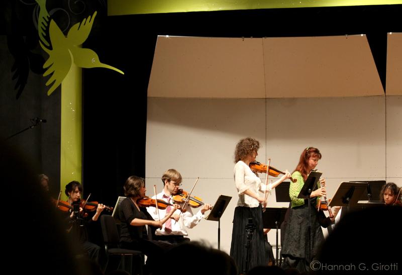 Oboe and Violin Concerto