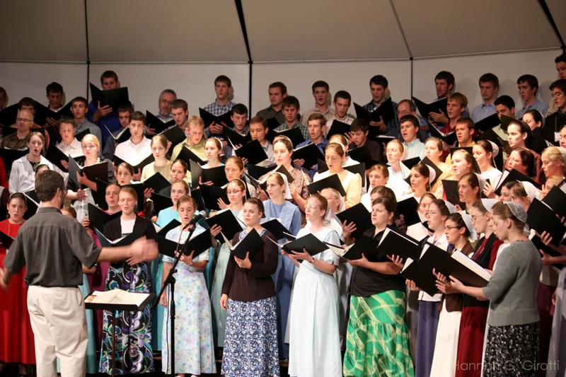 SCMC Mixed Mass Choir