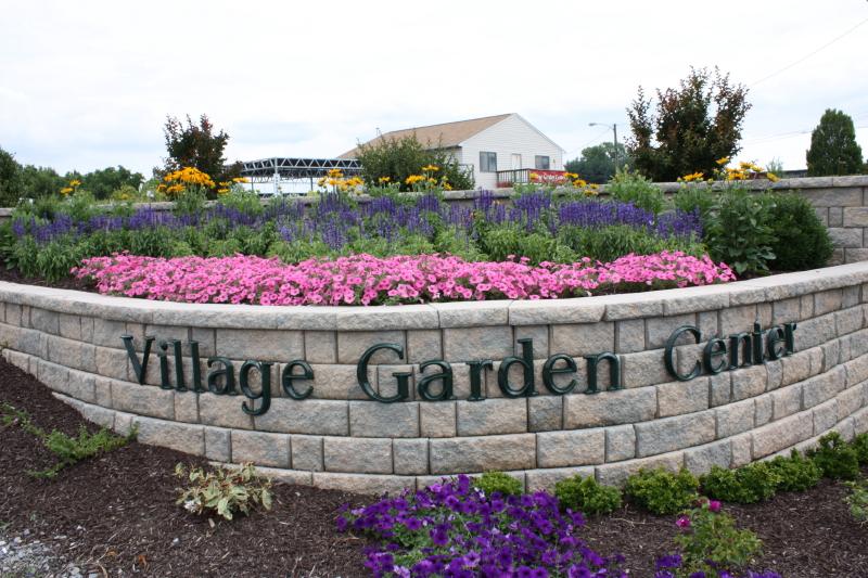 Village Garden Center delivered the Knockouts!