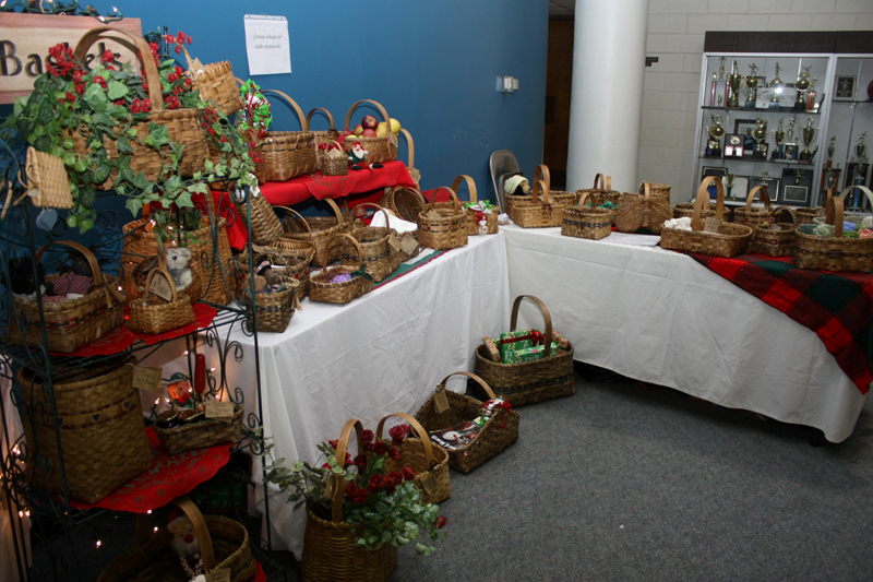 Holiday Living Show ~ Granny's Baskets