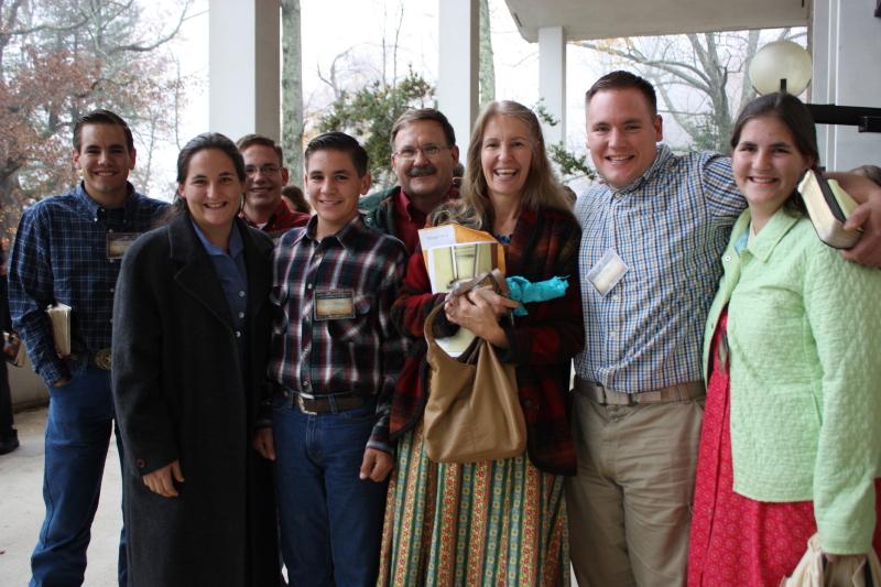 Ehlinger Family in NC