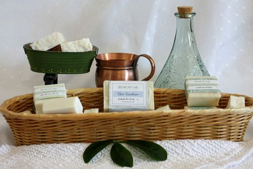 Olive Oil Pleasant View Soaps