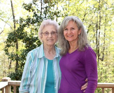 Granny & Lisa