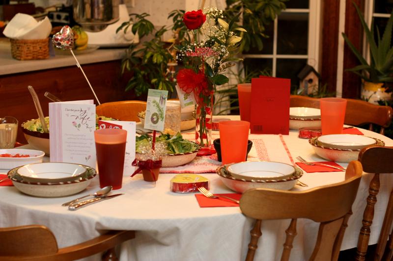 Girottis' table set