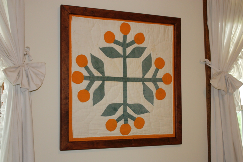 Antique Quilt Block