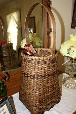 Mustard Basket ~ Christmas 2011
