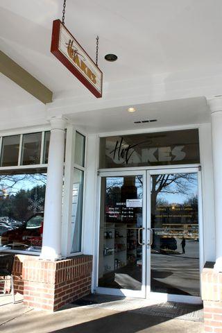 Hotcakes coffee shop